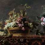 Permanent Collection Still Life Fruit And Flowers