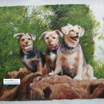 Pet Painting From Portraits Art Your Pets