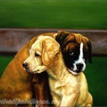 Pet Portraits Painting Custom Wholesale From