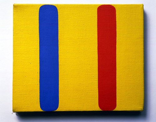 Peter Freeman Inc Ellsworth Kelly Small Paintings