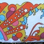 Peter Max Art Playroom