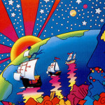 Peter Max One The Most Acclaimed And Talented Graphic Designers