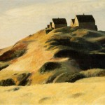 Philip Koch Paintings Edward Hopper House Art Center Exhibit Nyack