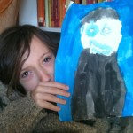 Picasso Blue Period Self Portrait