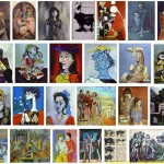 Picasso Paintings List