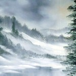 Picture Bob Ross Oil Paintings