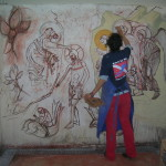 Picture Wall Fresco Painting