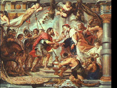 Pieter Paul Rubens Painting Screensaver Screenshots Screen Capture