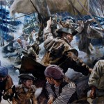 Pirate Paintings For National Geographic