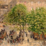 Pissarro Camille Oil Paintings Reproductions Artclon