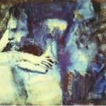 Planning For The Future Picasso Blue Period Art Picture