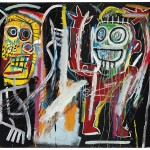 Pollack Lichtenstein Basquiat Paintings Set Marks Record