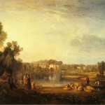Pope Villa Twickenham William Turner Wikipaintings