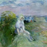 Portrieux Berthe Morisot China Oil Painting Gallery