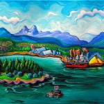 Post Subject Landscapes Scenery Paintings