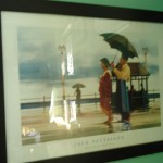 Prints Framed Jack Vettriano Print Was Listed For May