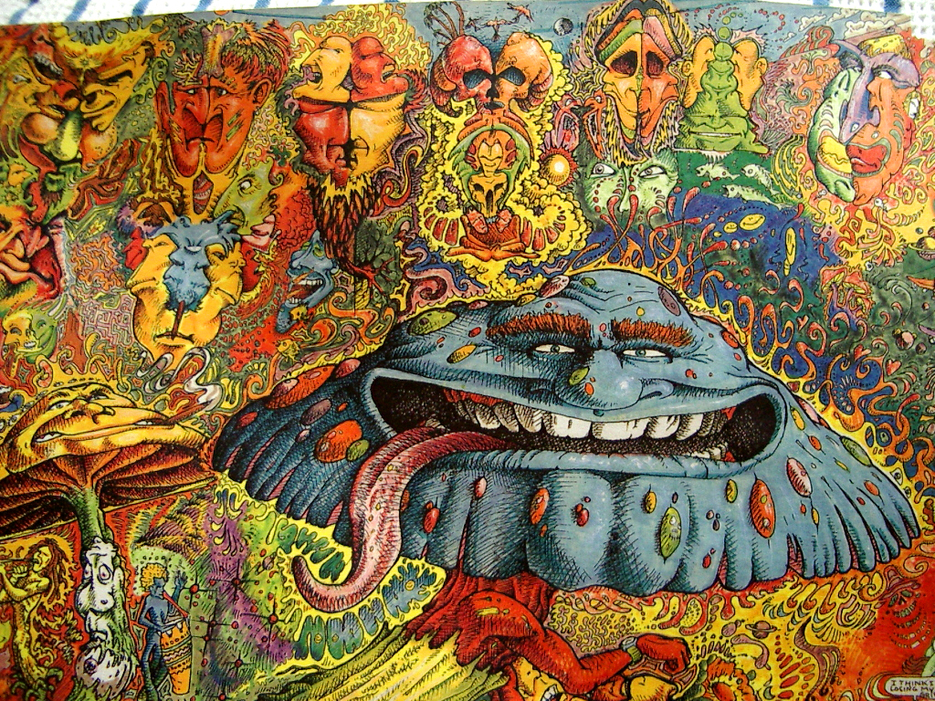 Psychedelic Art Esoteric Spiritual And Metaphysical