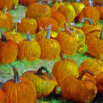 Pumpkins Painting Free Stock Public Domain Pictures