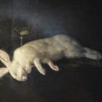 Rabbit Painting Richard Scott Fine Art Prints