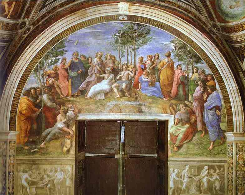 Raphael Famous Paintings Beautiful Collection