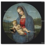 Raphael Paintings Famous Artists Reproductions