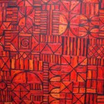 Red African Art Coolapic