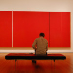 Red Painting Moma Flickriver
