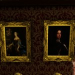 Regal Sims Century Baroque Paintings Set For