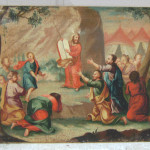 Religious Oil Paintings Panel For Sale Antiques Classifieds