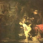 Rembrandt Van Rijn Susanna And The Elders Art Oil Paintings For Sale