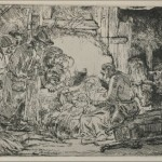 Rembrandt Van Rijn The Nativity Paintings For Sale Sales