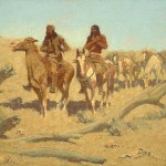Remington Russell And The Language Western Art