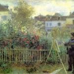 Renoir And Monet Worked Closely Together The Late Yes