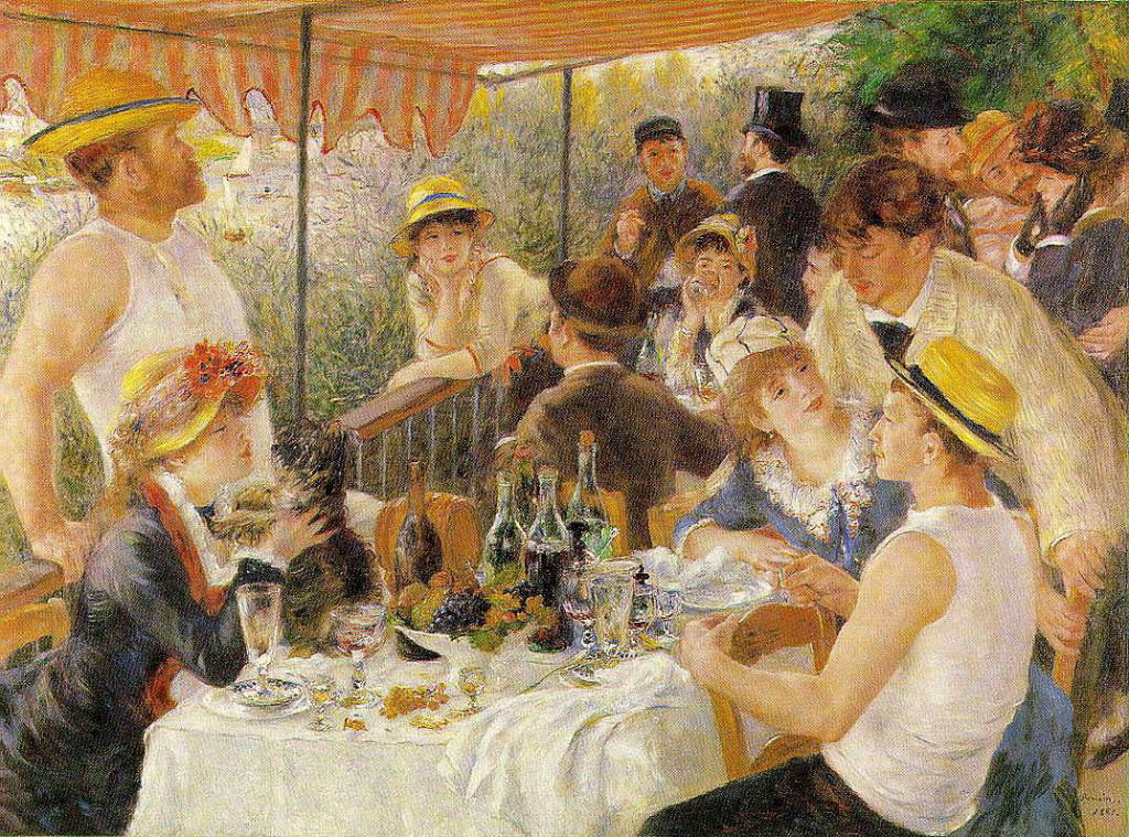 Renoir Painting You Want Know Some Amazing Information