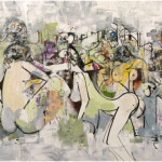Review George Condo Mental States Art Reviews Guides Things
