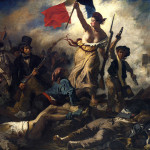 Rit Shoot Recreate Historical Painting French Revolution