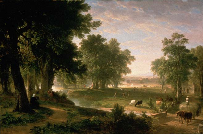 River School Paintings From The Albany Institute History Art