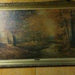 Robert Wood Oil Painting Antiques Art And Collectibles What