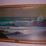 Robert Wood Paintings Art Canvas Painting Pictures