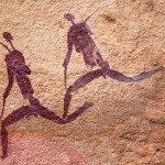 Rock Paintings Hold That San Bushman Art The Most Prolific And
