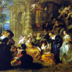 Rococo Art And The Beginning Ofits Rejection