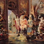 Rococo Paintings For Web Search
