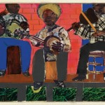 Romare Bearden Collage Montage Compositions