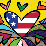 Romero Britto Gallery And Art Pictures