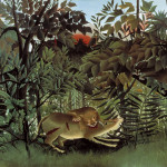 Rousseau Hungry Lion Wikipedia The Free Encyclopedia
