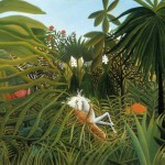 Rousseau Paintings Pictures