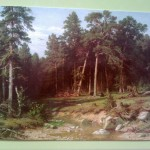 Russia Painting Great Russian Painter Shiskin