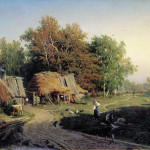 Russian Fine Arts Oil Paintings Painters