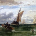 Sailing Painting Edward Moran Paintings For Sale Oil