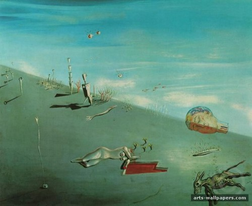Salvador Dali Paintings Famous